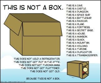 this is not a box